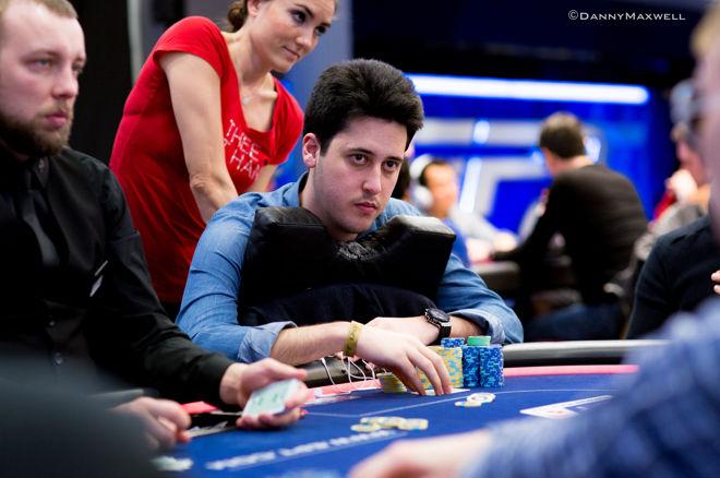 Adrián Mateos encabeza los pinchazos españoles en las mesas online durante el fin de... 0001