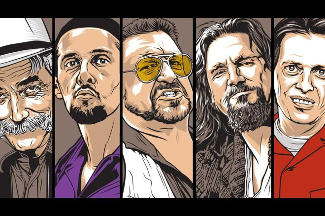 The Big Lebowski Game