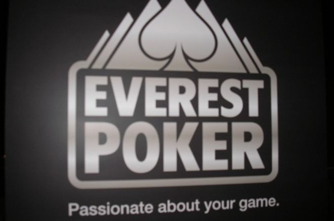 Fin de partie pour Everest Poker France 0001