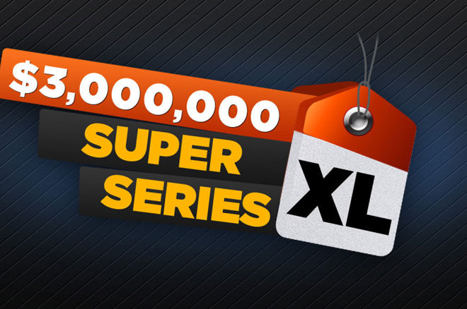турнир 888poker Super XL Series