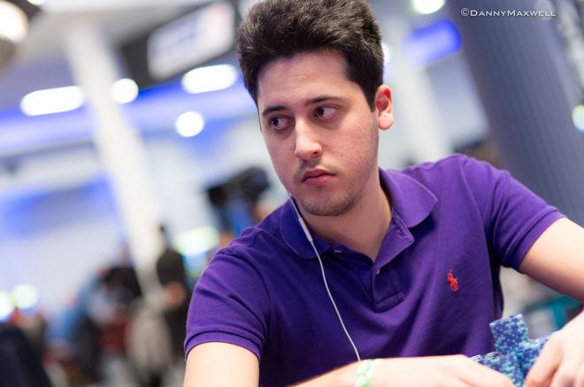 Adrián Mateos luchará por la triple corona tras colarse en la mesa final del WPT Seminole Hard Rock Poker Finale 0001