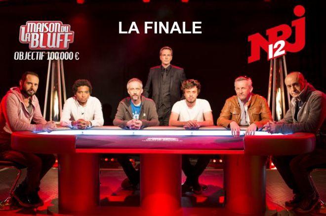 Streaming : La finale de la Maison du Bluff 10 en direct  PokerNews