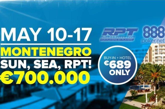 Montenegro 888poker RPT Festival