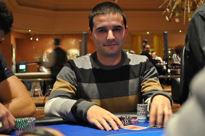 Jaime Rueda directo a las WSOP