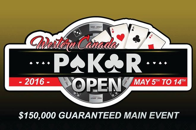 Western Canada Poker Open Grey Eagle Resort & Casino