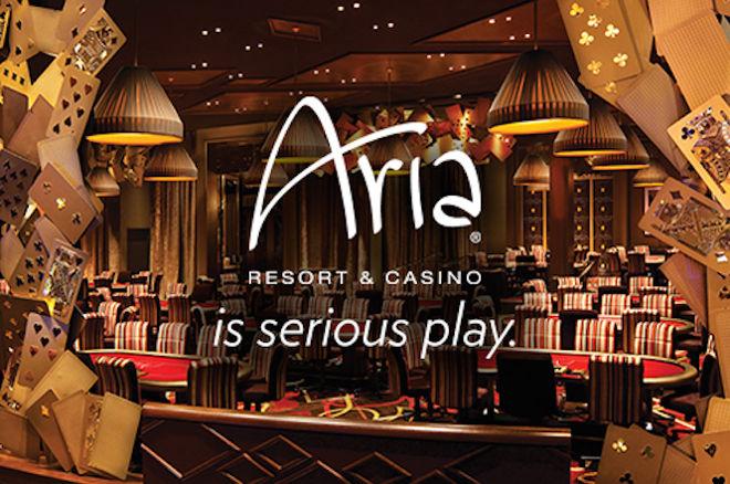 Aria Poker Room Cash Games