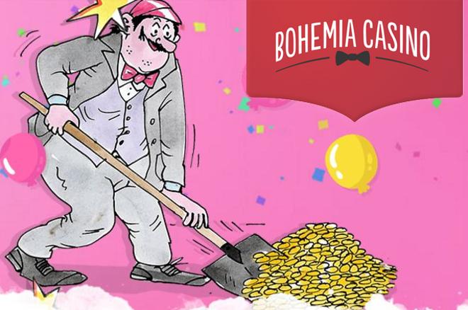 Bohemia Casino přichází s exkluzivním Bohemia Jokerem - roztočení ZDARMA bez nutnosti... 0001