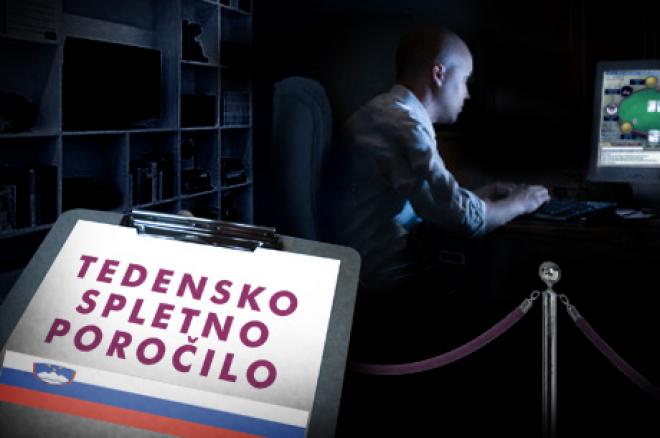 Slovenski uspehi tedna: