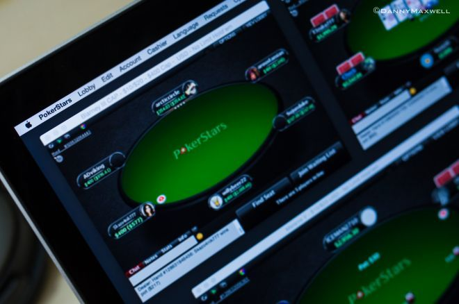 Mesas de Poker Online