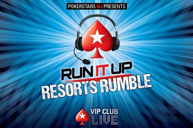 PokerStars NJ Run It Up Rumble