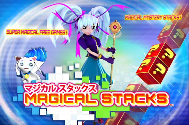 Magical Stacks Slots Game