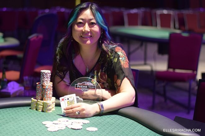 Tosha Beaudry Wins Inaugural Western Canada Poker Open For