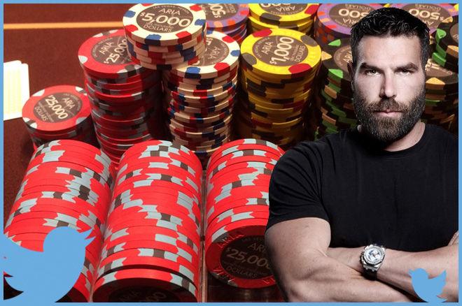 Tweet Tweet Bad Beat - Bilzerian met 2 miljoen aan tafel, Matusow zoekt investeerders