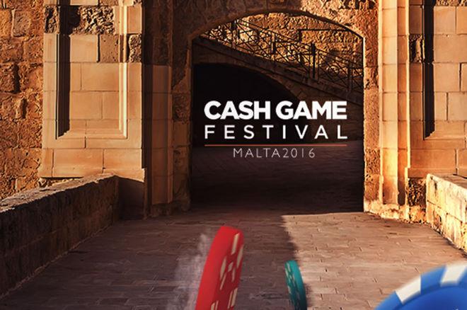 Фестивал на кеш играта от 8 до 12 юни в Малта 0001
