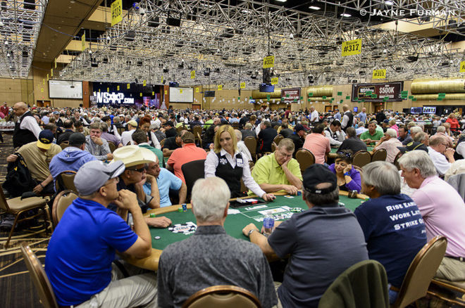 WSOP Seniors Event