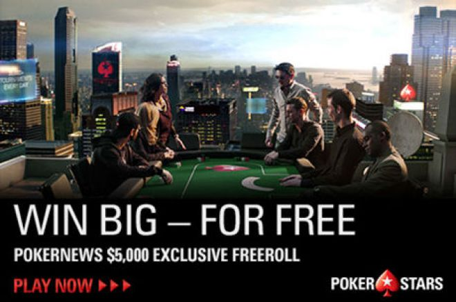 PokerNerws freeroll