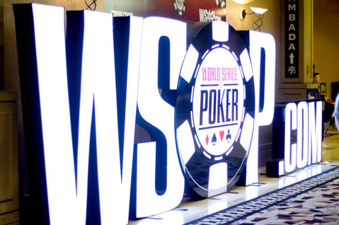 2016 WSOP Satellites