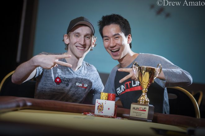 Jason Somerville and Randy Lew