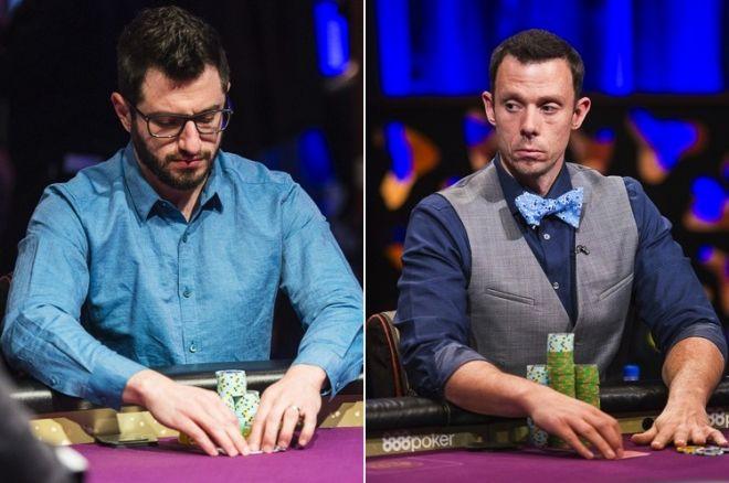 Phil Galfond (left) and Matt Berkey (right)