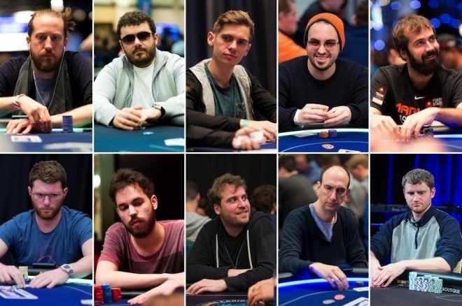 The current Global Poker Index top 10