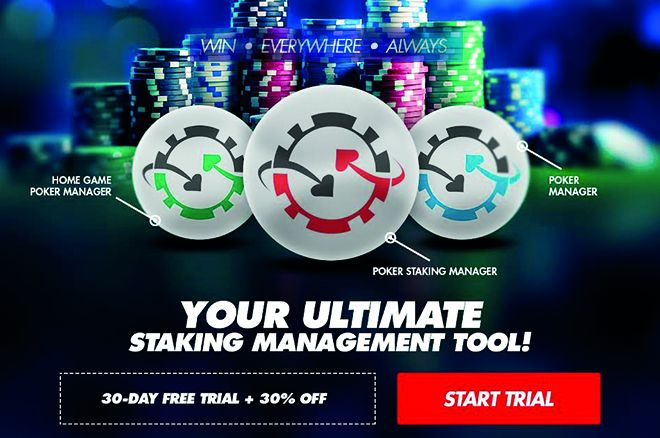 Poker Staking Manager