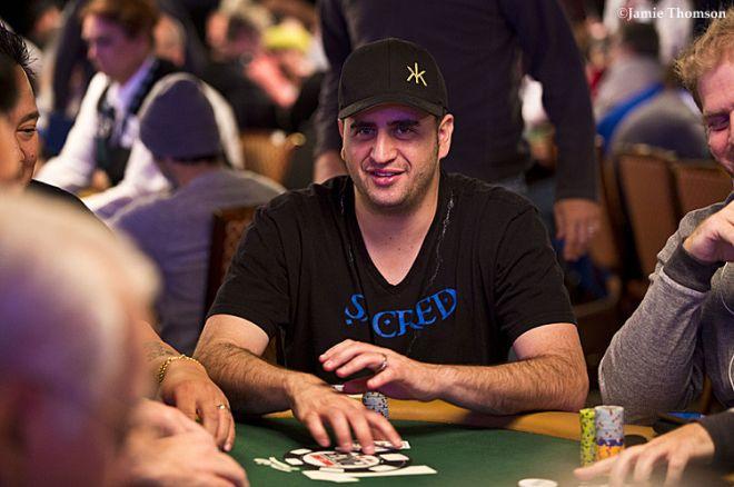 Robert Mizrachi remporte son 4e bracelet WSOP, David Benyamine 6e du WSOP #3 7-Card Stud 10.000$ 0001