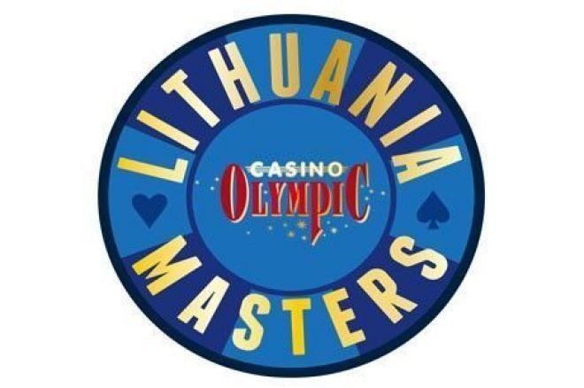 """Nepraleiskite """"Lithuania Masters"""" turnyro starto 0001"""