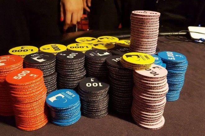 Gascón Carrasco sale directo del Día 1a a la mesa final del Circuito Nacional de Poker... 0001