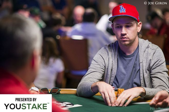 "YouStake Performance of the Week: ""Angry"" John Monnette's At It Again 0001"