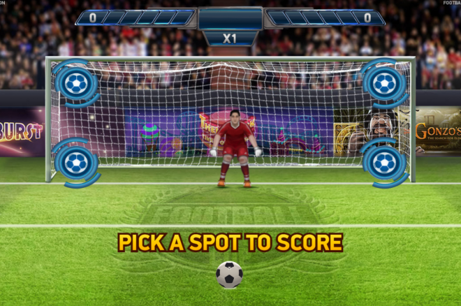 Football Themed Online Slots