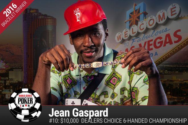 "Jean ""Prince"" Gaspard"