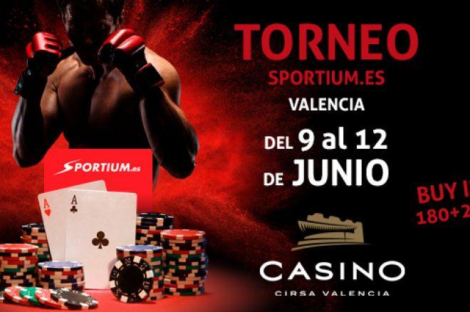 Alberto Pérez se lleva el torneo especial de junio en el Casino Cirsa Valencia 0001