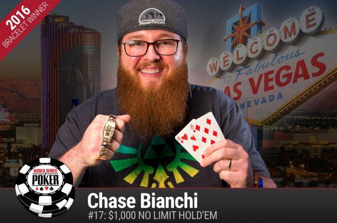 2016 WSOP Day 14: Mercier Leads Razz, PokerNews Streamer Wins, and Dreams Come True in the... 0001