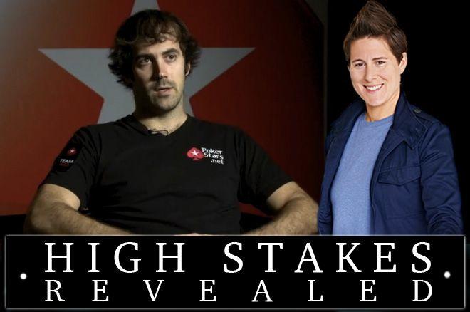 High Stakes Revealed - Resultaten Jason Mercier en Vanessa Selbst vergeleken