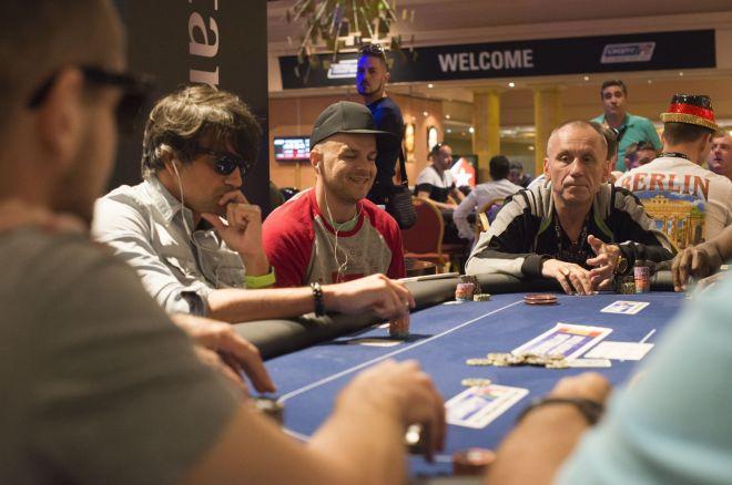 Un británico lidera a los 70 supervivientes del Día 1a del PokerStars Marbella Festival 0001