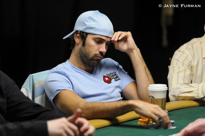 Sweating The Bracelet Bets A Disappointed Jason Mercier