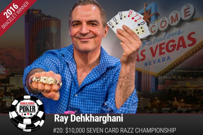 2016 WSOP Day 15: Mercier Just Misses, Two Bracelets Won and Negreanu Chases 7th in 6-Max 0001