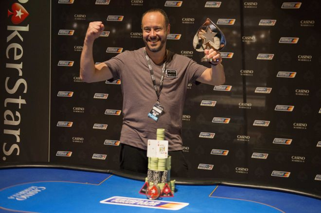 Jonathan Shuman gana la PokerStars Marbella Festival contra pronóstico 0001