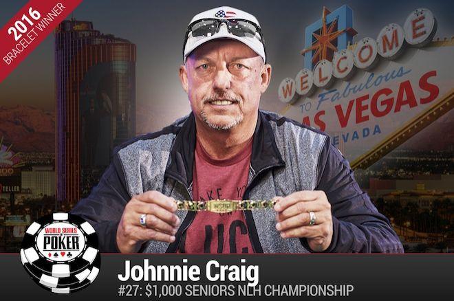 Johnnie Craig