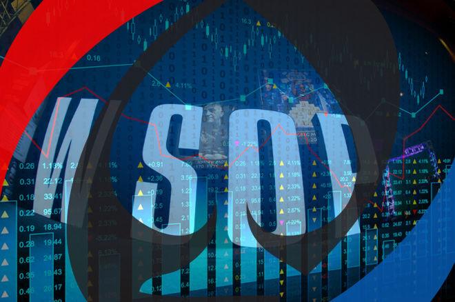 WSOP 2016 stats