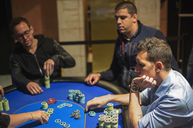 Three Reasons to Check-Raise in No-Limit Hold'em