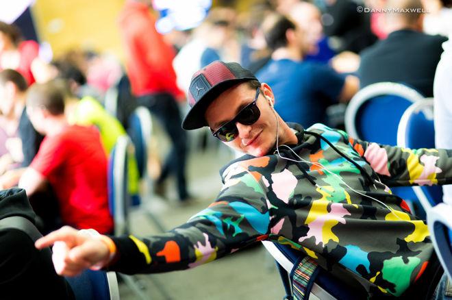 Юлиян Колев продължава в Ден 3 на Event #41 Monster Stack 0001