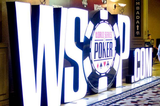 WSOP 2016, les chiffres à mi-parcours 0001