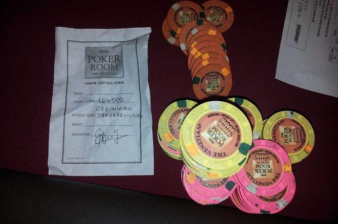 Gediminas Januškevičius blykstelėjo Las Vegase - pelnė 69,000 dolerių 0001