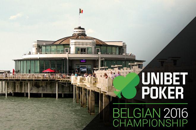 Unibet organiseert Unibet Belgium Poker Championship 2016 van 9-11 september in Casino Blankenbergen 0001