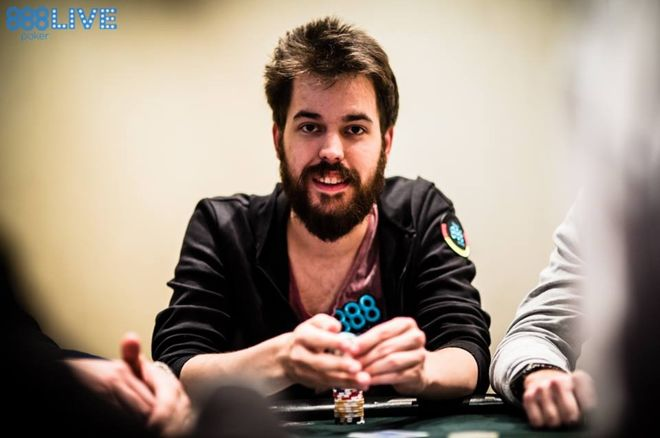 The Dominik Nitsche Experience: 888 Pro Running Deep in WSOP $5,000 NL 0001
