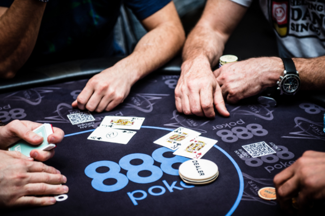 888 Hand of The Week: The $888 Crazy Eights Lives Up To Its Name 0001