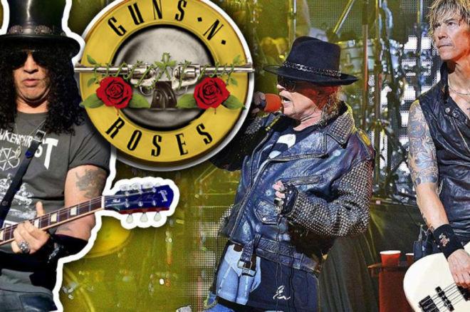 Guns N'Roses free spins