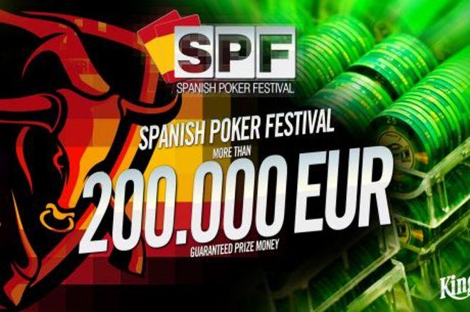 Niels Van Leeunen partirá con ventaja para hacerse con el Main Event del Spanish Poker... 0001