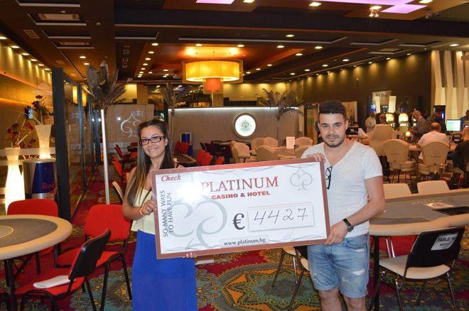 Победителят в Platinum5